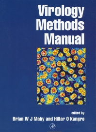 Cover image for Virology Methods Manual