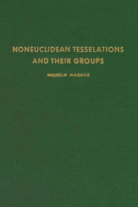 Cover image for Noneuclidean Tesselations and Their Groups