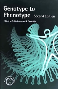 From Genotype to Phenotype, 1st Edition,Sue Malcolm,ISBN9780124662575