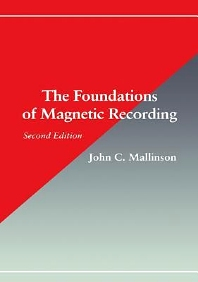Cover image for The Foundations of Magnetic Recording