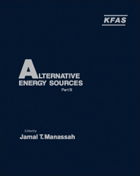 Alternative Energy Sources - 1st Edition - ISBN: 9780124671027, 9781483260129