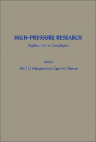 High-Pressure Research - 1st Edition - ISBN: 9780124687509, 9781483260532
