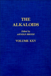 The Alkaloids: Chemistry and Pharmacology - 1st Edition - ISBN: 9780124695252, 9780080865492