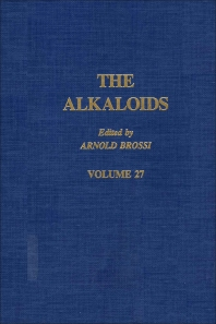 The Alkaloids: Chemistry and Pharmacology - 1st Edition - ISBN: 9780124695276, 9780080865515