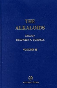 The Alkaloids, 1st Edition,Geoffrey A. Cordell,ISBN9780124695580