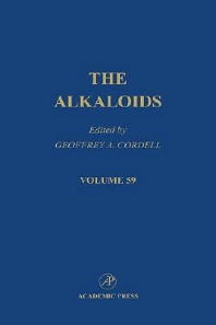 The Alkaloids, 1st Edition,Geoffrey A. Cordell,ISBN9780124695597