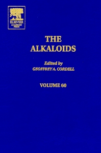 The Alkaloids, 1st Edition,Geoffrey A. Cordell,ISBN9780124695603