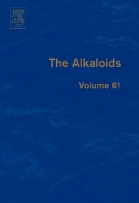 The Alkaloids, 1st Edition,Geoffrey A. Cordell,ISBN9780124695610