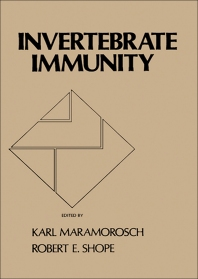 Invertebrate Immunity - 1st Edition - ISBN: 9780124702653, 9780323153263