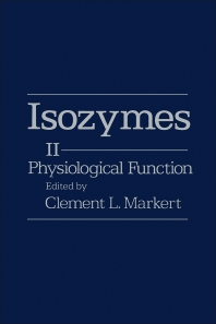 Isozymes V2 - 1st Edition - ISBN: 9780124727021, 9780323142045