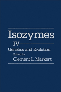 Isozymes V4 - 1st Edition - ISBN: 9780124727045, 9780323141871