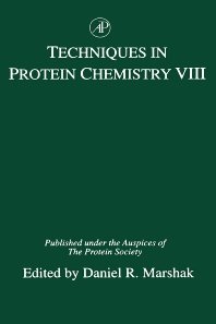 Cover image for Techniques in Protein Chemistry