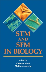 Cover image for STM and SFM in Biology