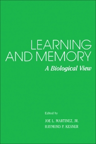 Learning and Memory - 2nd Edition - ISBN: 9780124749917, 9780323137683