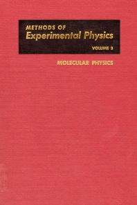 Cover image for Molecular Physics