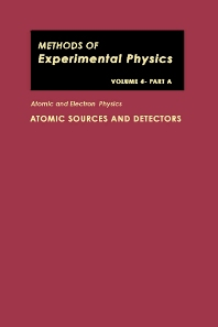 Atomic and Electron Physics - 1st Edition - ISBN: 9780124759046, 9780080859774