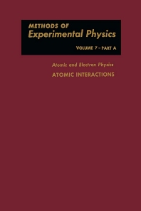 Atomic and Electron Physics - 1st Edition - ISBN: 9780124759077, 9780080859835