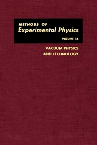 Cover image for Vacuum Physics and Technology