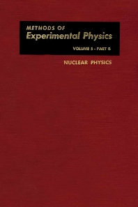 Nuclear Physics. Part B - 1st Edition - ISBN: 9780124759459, 9780080859804