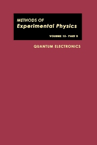 Cover image for Quantum Electronics