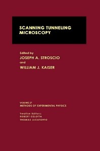 Scanning Tunneling Microscopy - 1st Edition - ISBN: 9780124759725, 9780080860152