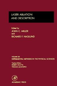 Laser Ablation and Desorption - 1st Edition - ISBN: 9780124759756, 9780080860206