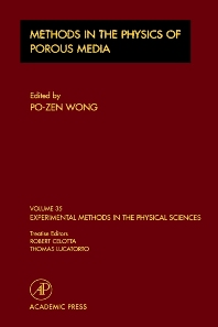 Cover image for Methods of the Physics of Porous Media