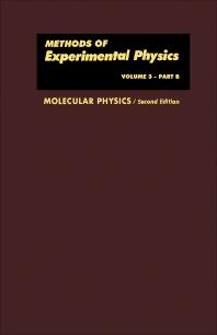 Molecular Physics - 2nd Edition - ISBN: 9780124760431, 9781483191782