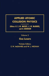 Gas Lasers - 1st Edition - ISBN: 9780124788039, 9781483218687