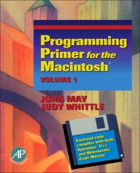 Programming Primer for the Macintosh® - 1st Edition - ISBN: 9780124806214, 9781483265551