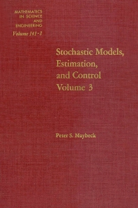 Cover image for Stochastic Models, Estimation, and Control