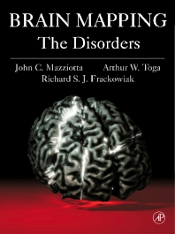 Cover image for Brain Mapping: The Disorders