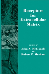 Cover image for Receptors For Extracellular Matrix