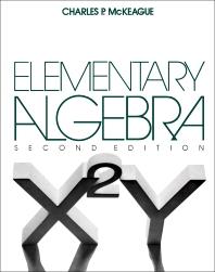 Elementary Algebra - 2nd Edition - ISBN: 9780124847552, 9781483263816