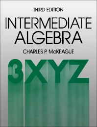 Intermediate Algebra - 3rd Edition - ISBN: 9780124847729, 9781483218748