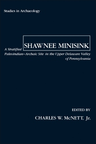 Shawnee Minisink - 1st Edition - ISBN: 9780124859715, 9781483276069