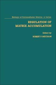 Cover image for Regulation of matrix Accumulation