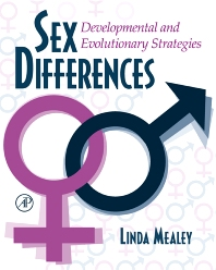 Sex Differences - 1st Edition - ISBN: 9781493301560, 9780080541136