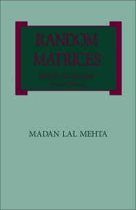 Random Matrices - 2nd Edition - ISBN: 9780124880511, 9781483295954