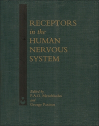 Cover image for Receptors in the Human Nervous System
