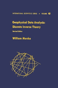 Geophysical Data Analysis - 1st Edition - ISBN: 9780124909212, 9780080507323