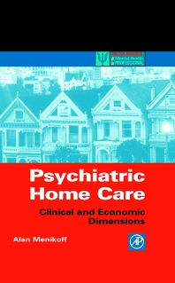 Cover image for Psychiatric Home Care