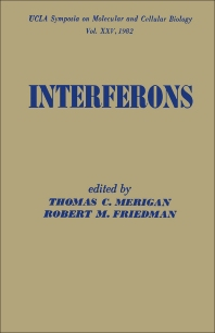 Interferons - 1st Edition - ISBN: 9780124912205, 9780323147903