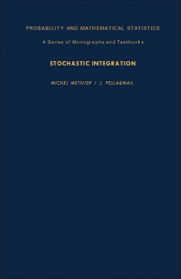 Stochastic Integration - 1st Edition - ISBN: 9780124914506, 9781483218786