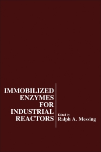 Immobilized Enzymes For Industrial Reactors - 1st Edition - ISBN: 9780124923508, 9780323141321