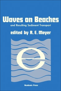 Cover image for Waves on Beaches and Resulting Sediment Transport