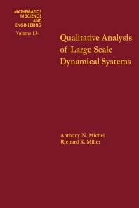 Cover image for Qualitative Analysis of Large Scale Dynamical Systems