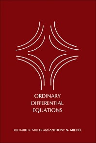 Cover image for Ordinary Differential Equations