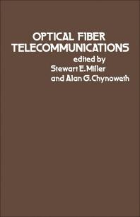 Optical Fiber Telecommunications - 1st Edition - ISBN: 9780124973503, 9780323141352