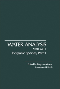 Inorganic Species, Part 1 - 1st Edition - ISBN: 9780124983014, 9780323141376